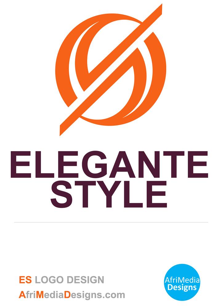 elegante-Style-Logo-design-by-afrimedia
